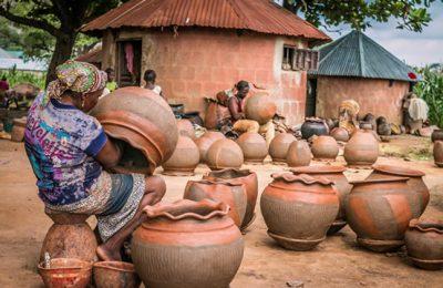 ushafa's clay pot