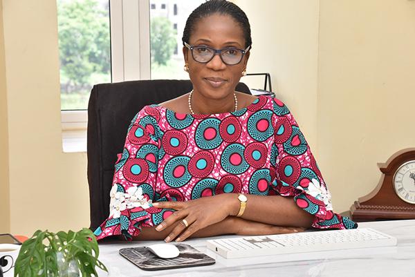 Director Mrs Oge Neliaku